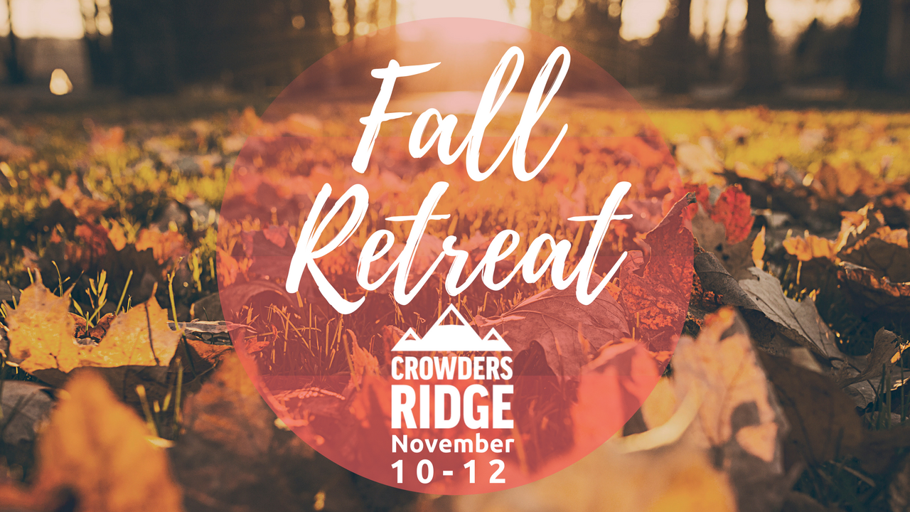 Grace Students Fall Retreat